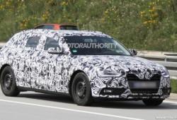 Más fotos espía del Restyling del Audi A4