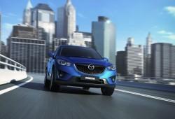 Mazda presenta el CX-5 2012 definitivo
