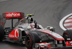 Spa: Mclaren con Button y Hamilton confiados