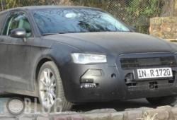 Nuevas fotos espías del nuevo Audi A3 en Argentina