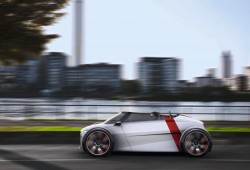 Nuevas imágenes de los Audi Urban Sportback y Spyder Concept