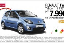 Ofertas Renault para agosto