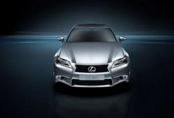 Lexus GS 2012 filtrado