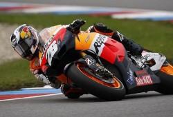 Pedrosa contento con su rendimiento y el de la 1000cc