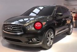Presentación del Lexus GS e Infiniti JX Concept