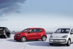 Presentado el Volkswagen Up!