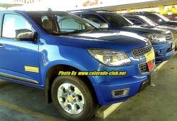 Primeras imágenes del Chevrolet Colorado de producción
