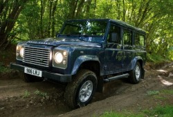 Rumor: Land  Rover adelantará el próximo Defender en Frankfurt