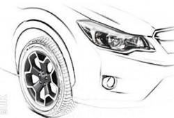 Subaru presentará un crossover en Frankfurt sobre la base del XV Concept