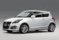 Suzuki presentará el nuevo Swift Sport en el Salón de Frankfurt