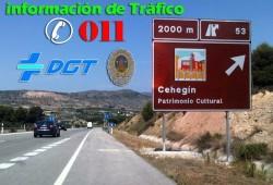 Toda la información sobre tráfico en el 011