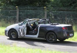 Vídeo y fotos espía del Opel Astra Cabrio 2012