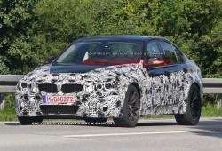 Ya corretea el BMW M3 2012