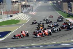 Ya es oficial: Calendario 2012 de Fórmula 1