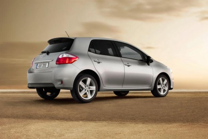 Nueva gama Toyota Auris 2011