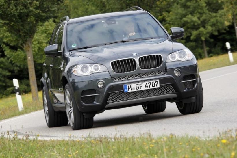 Nuevos BMW X5 y X6 Exclusive Editions