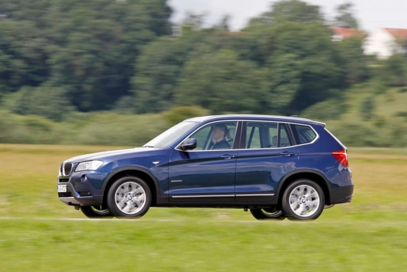 Nuevos motores para el BMW X3 a partir de otoño