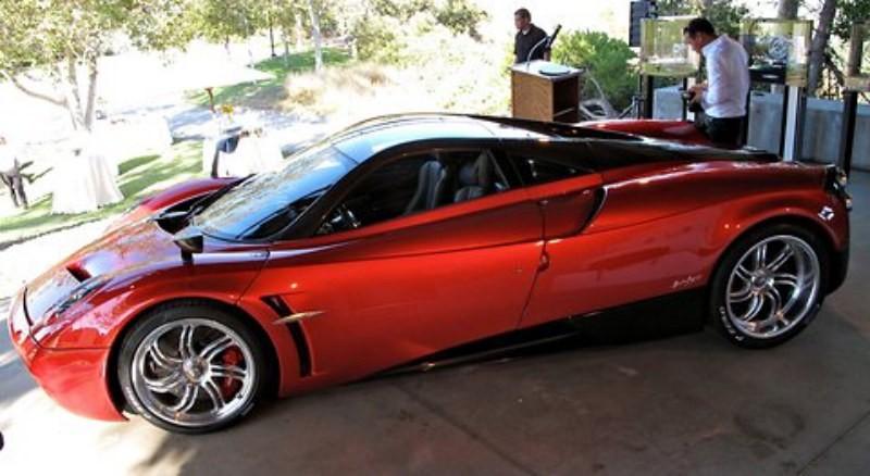 Pagani dice que venderá el Huayra en Estados Unidos a partir de 2013