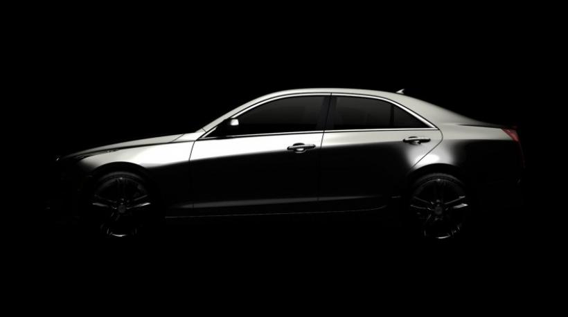 Primera imagen del Cadillac  ATS