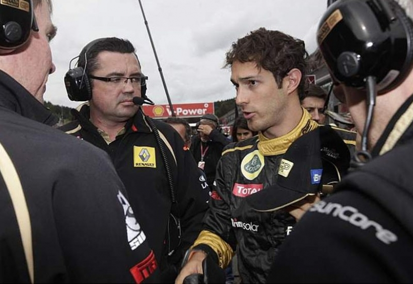 Renault tiene sus esperanzas puestas en Bruno Senna