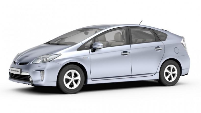 Toyota Prius híbrido plug-in revelado de cara a su debut en Frankfurt