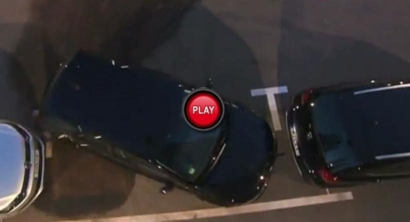 Un alemán establece el record de estacionamiento en espacio reducido
