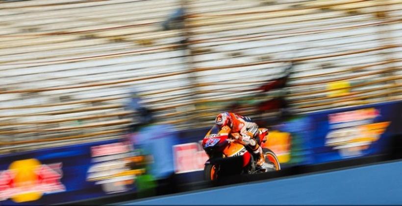 Victoria de Stoner en Indianapolis, Pedrosa segundo y Lorenzo cuarto