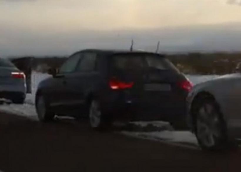 Vídeo espía del Audi A1 Sportback