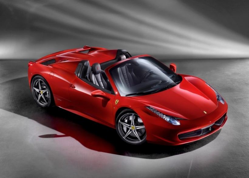 Ya es oficial: Ferrari 458 Spider