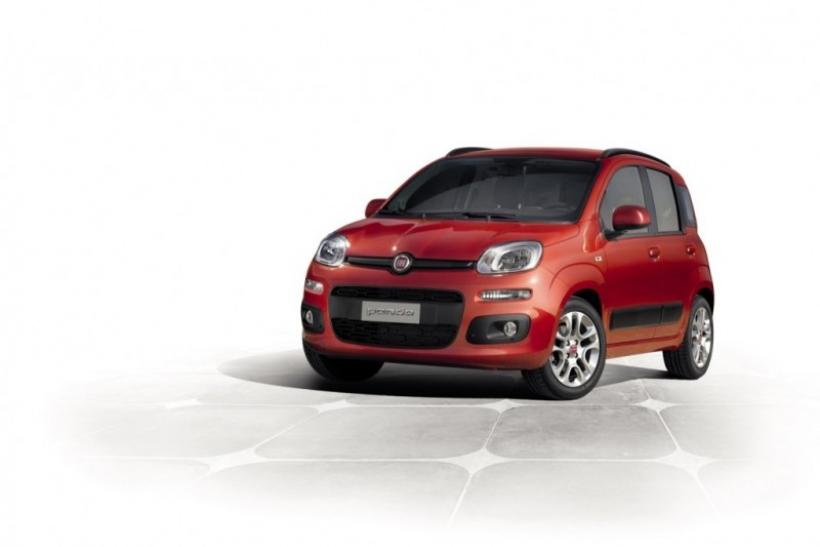 Ya es oficial: Fiat panda 2012