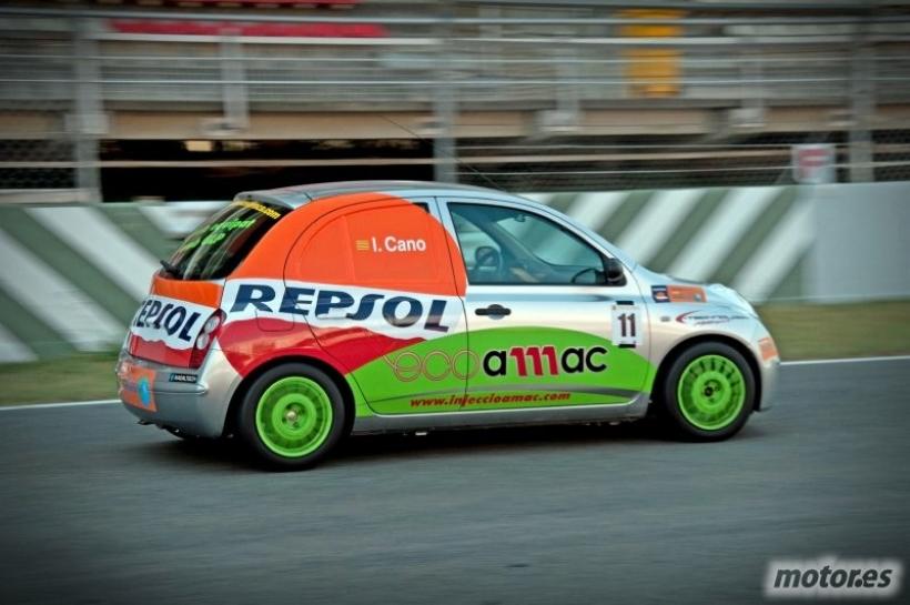 ECOseries en Montmeló - Campeonato de conducción eficiente