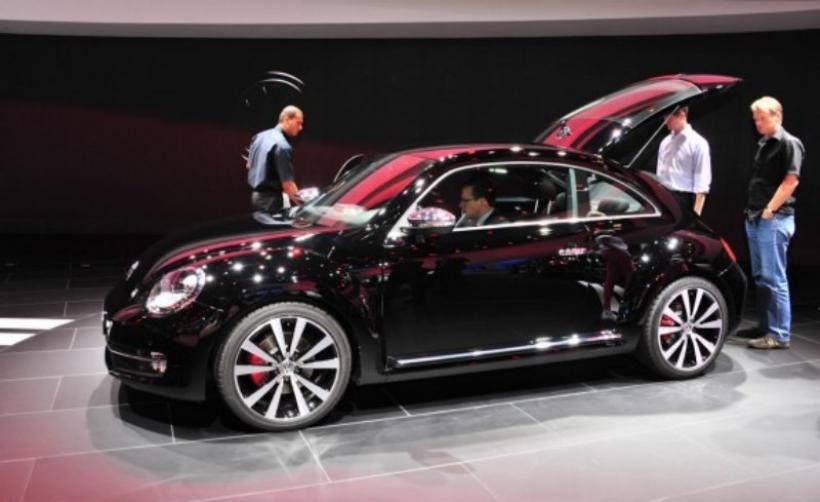 Salón de Frankfurt 2011: el nuevo Volkswagen Beetle rinde tributo a Fender