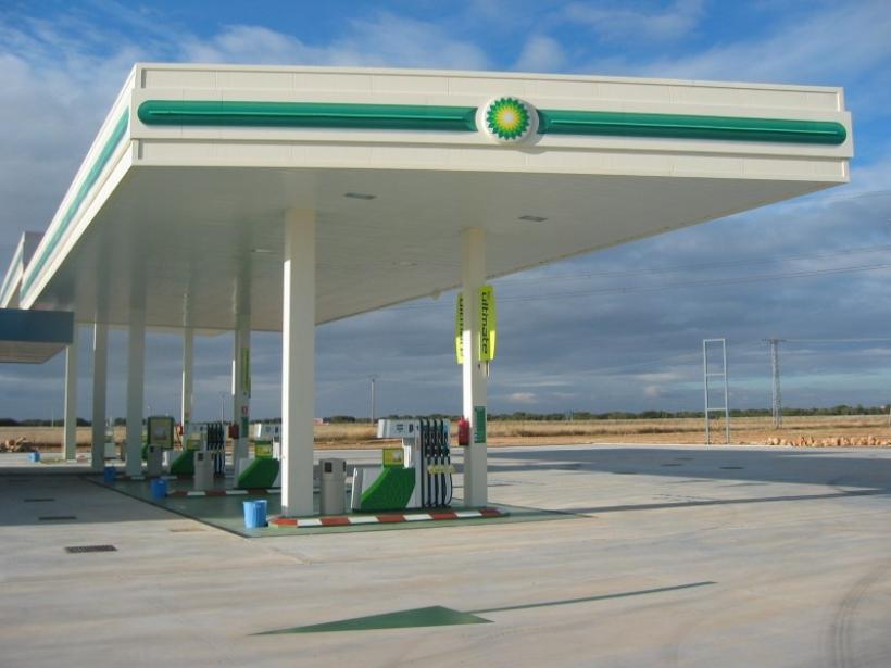 Las gasolineras también reducen la contaminación