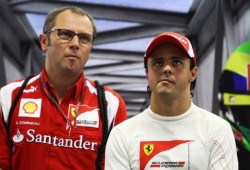 Domenicali, sorprendido por el bajo rendimiento de Ferrari