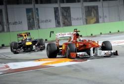 Alonso: 'No estar en el podio es lo que más me decepciona'