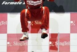 Alonso quiere su tercera victoria en Singapur