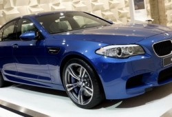 El BMW M5 monta un sistema de audio que replica el sonido del motor