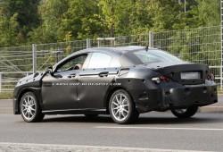 El Mercedes CLC podría presentarse en el Salón del Automóvil de Nueva York