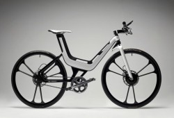 Ford presentó en Frankfurt la E-Bike Concept