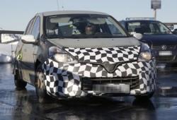 Fotos espía del Renault Clio 2012