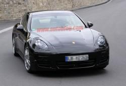 Fotos espía del Porsche Panamera restyling