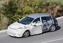 Fotos espía del Renault Megane 2012