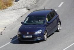 Fotos espía: Volkswagen Polo R