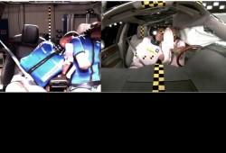 GM presenta un nuevo Airbag central delantero