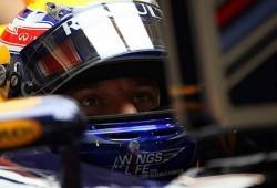 GP Singapur, 2011, Libres 3: Webber por delante