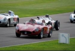 Homenaje a Fangio con todos sus coches en el Goodwood Revival