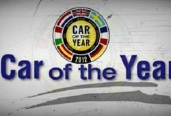 Los candidatos al Coche del Año 2012