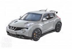 Nissan prepara una versión deportiva del Juke