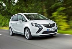 Opel Zafira Tourer ecoFLEX: 4,5L/100 km