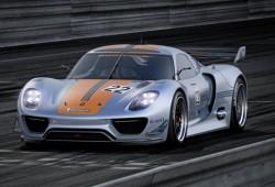 Porsche prepara un nuevo deportivo de motor central